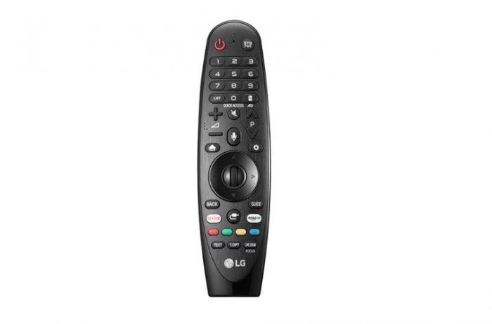 Control remoto LG para televisores modelo LS-4200 emdall