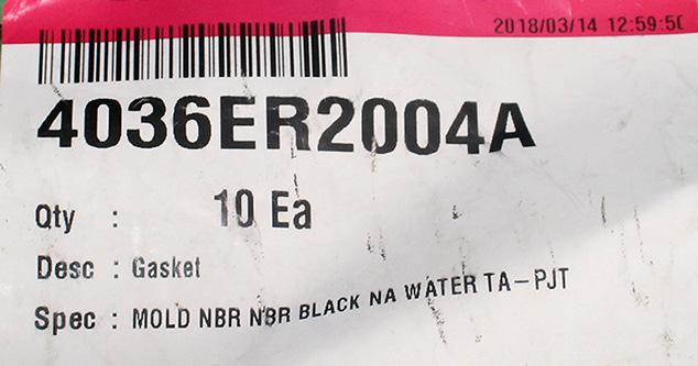repuestos emdall lg 4036ER2004A