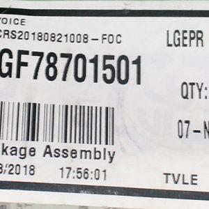 repuesto lg emdall AGF78701501