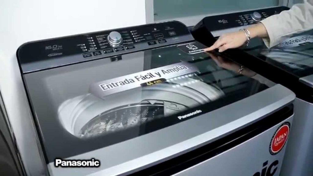 Econavi Panasonic lavadoras y otros electrodomésticos