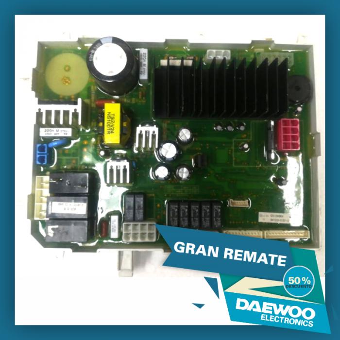 PCB Main para lavaseca Daewoo