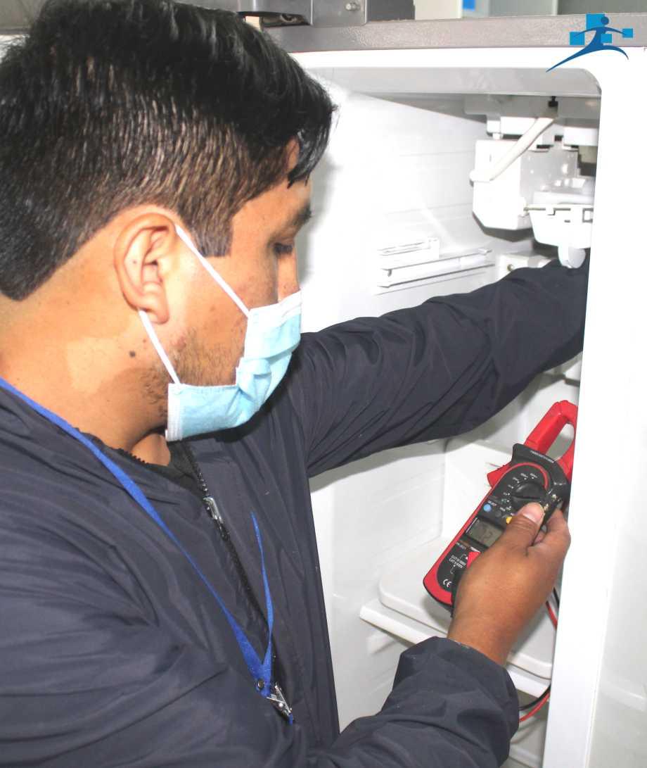 reparación de refrigeradoras Daewoo y Panasonic
