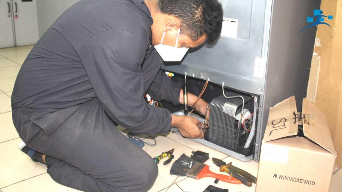 reparación de refrigeradoras Winia