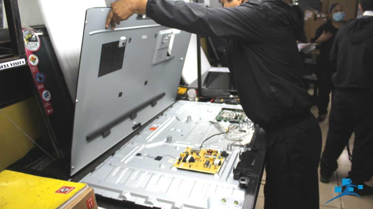 reparación de televisores Emdall